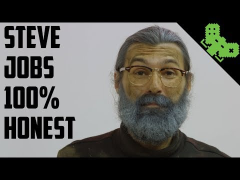 If Steve Jobs were 100% Honest with Apple [Halloween Special]