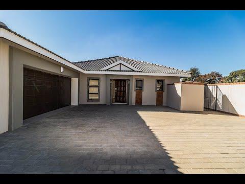 3 Bedroom House for sale in Gauteng | East Rand | Benoni | Brentwood Park | 57 Waterhou |