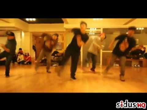 Jay Park - Abandoned 안무 연습 DANCE PRACTICE