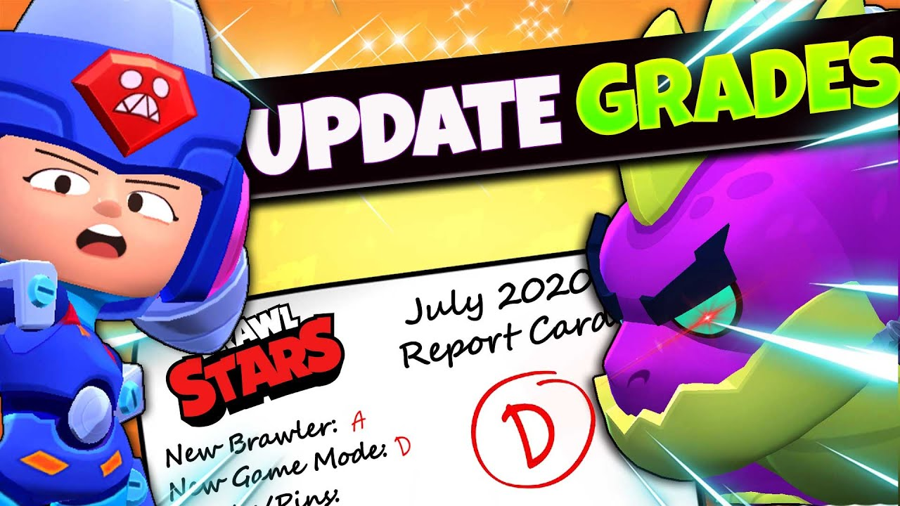 Is Super City Rampage A Disappointment? | Brawl Stars Report Card July Update
