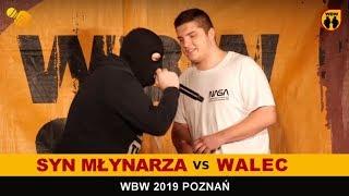 Walec  Syn Młynarza  WBW 2019 Poznań (baraż) Freestyle Battle