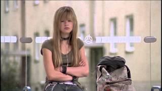 """Tv-teaser für den kurzfilm """"mit 16 bin ich weg"""" mit lucie hollmann (2008)"""