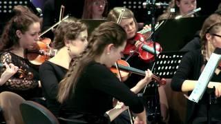 Antonin Dvorak - American suite Op. 98a, DAGGERFALL Theme conducted by Sylwia Anna Janiak