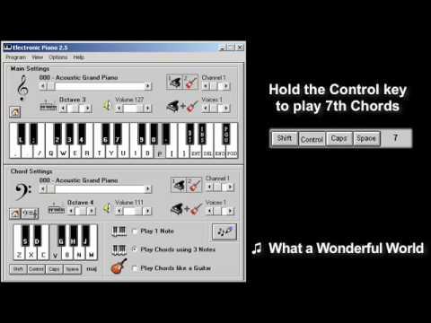 Electronic Piano thumbnail 1
