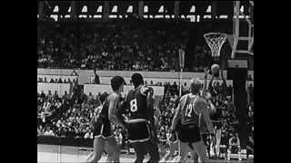 Элементы техники современного баскетбола