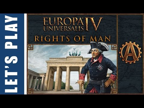 [EU4] Rights of the Horde Part 1 - Europa Universalis 4 Rights of Man Lets Play