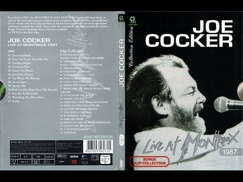 Joe Cocker: Live at Montreux (1987)