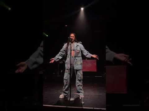Kehlani - Advice  - Live in New York, NY - PlayStation Theater - 02.22.17