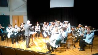 Masterton District Brass Band at Wellington District Contest part 1