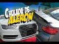 Quedo listo Aleron de bmw serie 2 / Audi A7 / Marco Maap Carshop