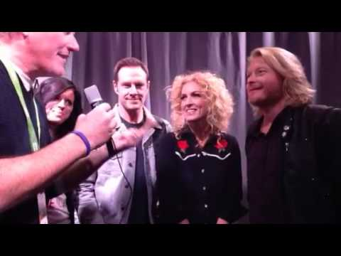 Little Big Town whistles Day Drinking