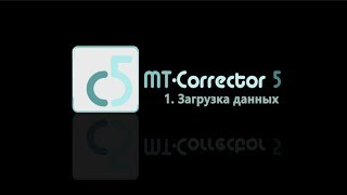 MT-Corrector. Урок 1. Загрузка данных