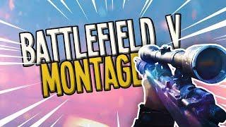 Sniper Montage - BATTLEFIELD V Beta