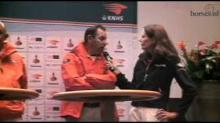 IJsbrand Chardon over Wereldruiterspelen