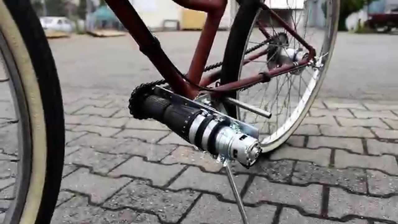 E Bike Akkuschrauber Diy Cordless Screwdriver 26 1 Kmh Youtube