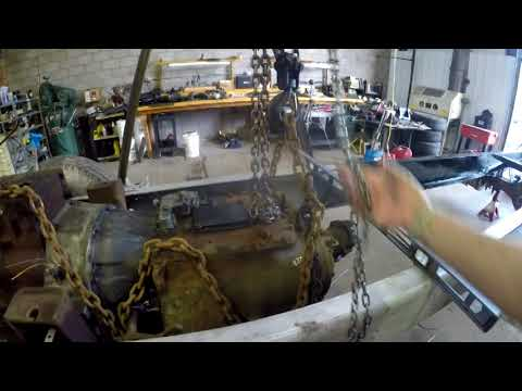 Ford F750 Haul Truck Build Part 27A