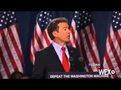 Rand Paul launches 2016 presidential campaign