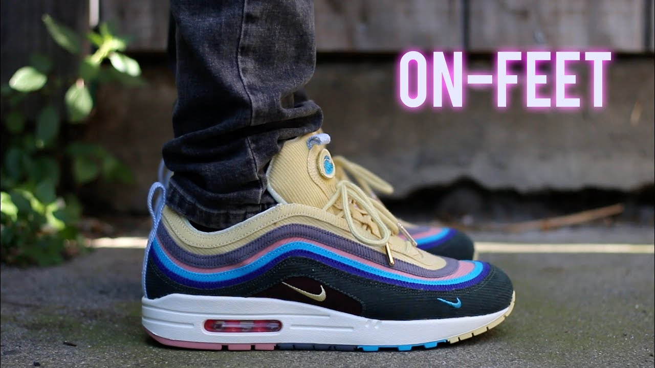 09957fd856d350 Sean Wotherspoon Air Max 1 97 VF  ON-FEET+REVIEW  - YouTube