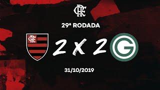 Flamengo x Goiás Ao Vivo - Serra Dourada