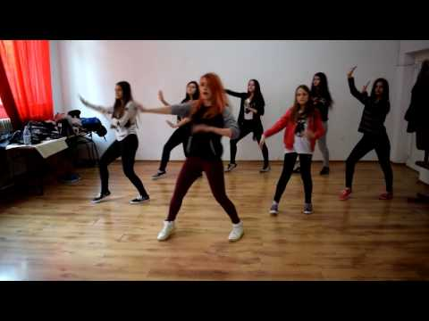 MagnusTheMagnus - Area | Choreography by Andreea Roscata