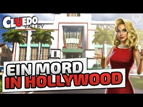 Ein Mord in Hollywood - ♠ Clue/Cluedo: The Classic Mystery Game ♠ - German - Dhalucard
