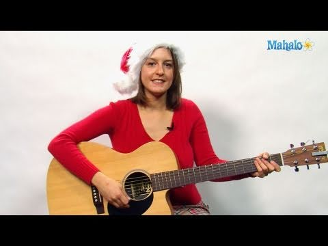 How to Play Silent Night on Guitar