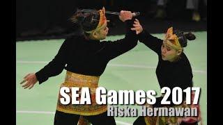 Download Video RISKA HERMAWAN ATLET SILAT SEA Games 2017 MP3 3GP MP4