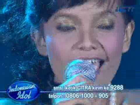 Citra - Mau Dibawa Kemana - Indonesian Idol 2010