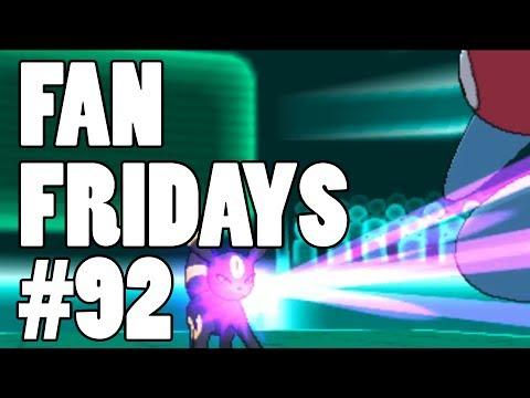 Wi-fi Battle Showcase! Billy - Fan Friday #92 Epic Toxic Stall