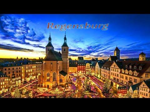 Сказочный город Германии - Регенсбург