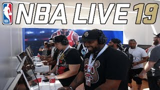 NBA LIVE 19 HANDS ON REVIEW! What Needs To Be Fixed Before Release