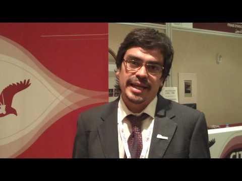 Max Bello at CITES Conference in Qatar