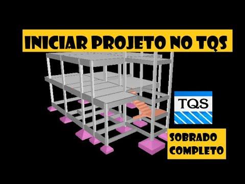 Download Como criar o edifício: Curso projeto estrutural com o TQS