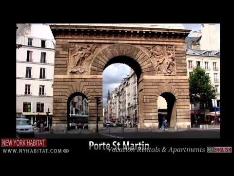 Paris, France - Video Tour of Les Grands Boulevards