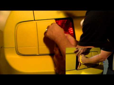 plasti dip mustang yellow.