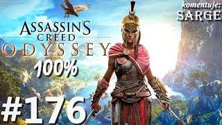 Zagrajmy w Assassin's Creed Odyssey PL (100%) odc. 176 - Chorzy robotnicy