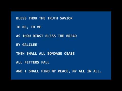 Break Thou the Bread of Life.mp4