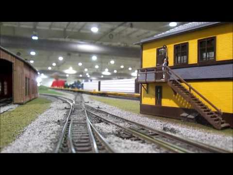 Neuse River Valley 32nd Annual Trainshow