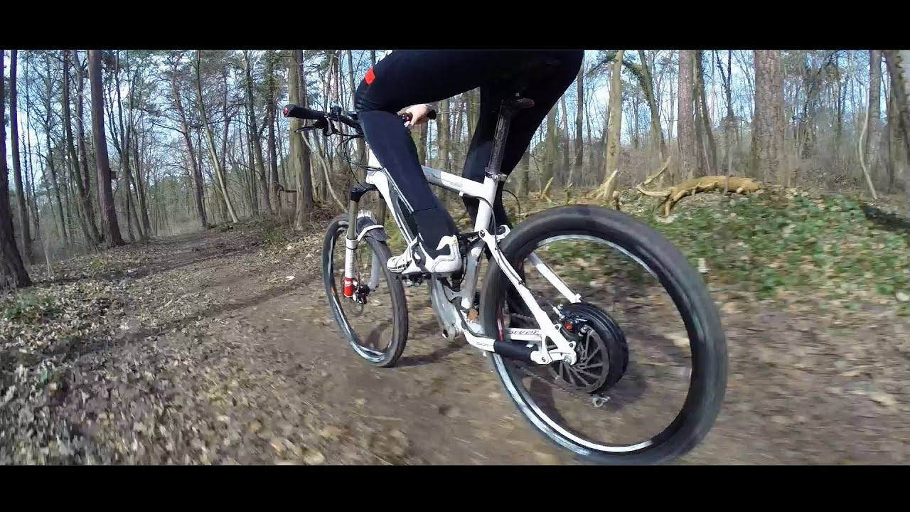rocketone 45 km h fully mtb mit heckmotor und 300 unterst tzung youtube. Black Bedroom Furniture Sets. Home Design Ideas