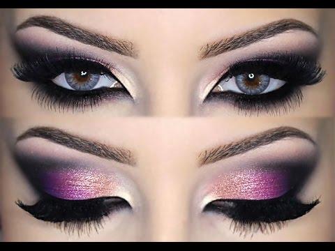 ♡ Fuchsia Make Up Tutorial   Melissa Samways ♡