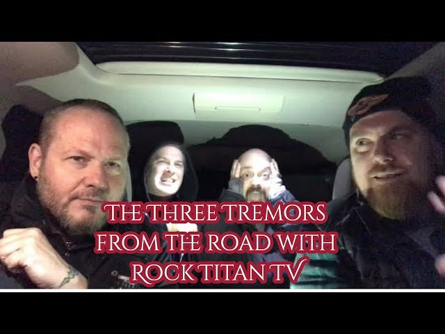 The Three Tremors announce NEW MUSIC VIDEOS are on the way following
