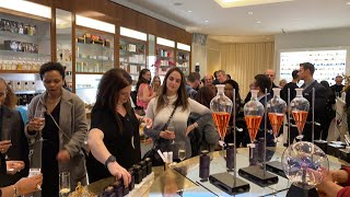 Initio Parfums Prives Atomic Rose Launch Party