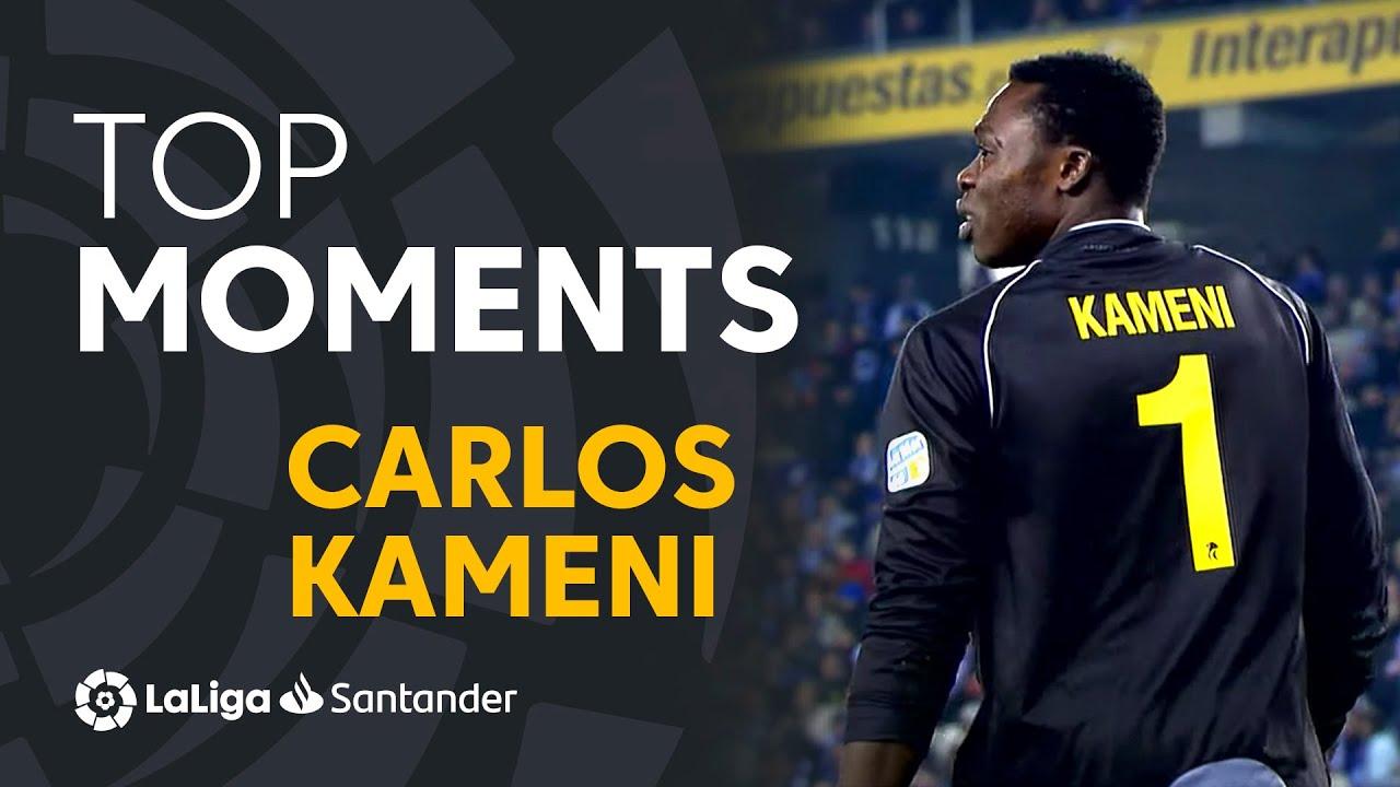 LaLiga Memory: Carlos Kameni