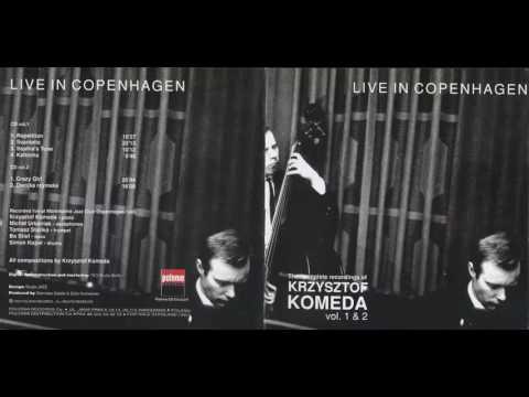 Krzysztof Komeda - Live In Copenhagen 1965