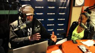 Shawnna talks Lil Kim and Nicki Minaj on #SwayInTheMorning