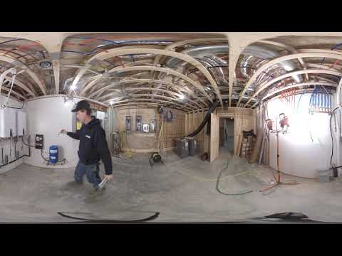 Goulds Water Technology Submersible Pump Installation (360 Video)