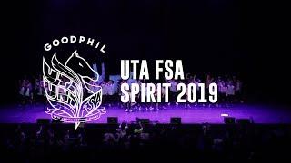 [1st Place] UTA FSA Spirit Dance // Goodphil 2019