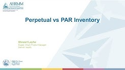Perpetual vs. PAR Inventory