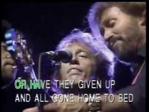 Bee Gees      New York Mining Disaster Final