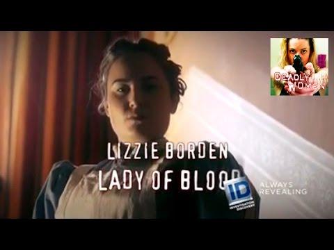 DEADLY WOMEN | Lady Of Blood | Lizzie Borden | S8E1